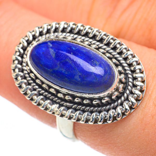 Sodalite Rings handcrafted by Ana Silver Co - RING60917