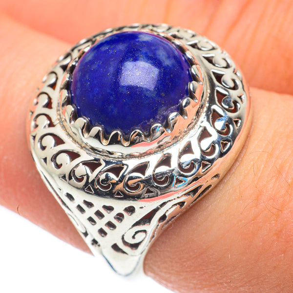 Sodalite Rings handcrafted by Ana Silver Co - RING61811