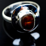 Mexican Fire Agate Rings handcrafted by Ana Silver Co - RING974828