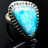 Larimar Rings handcrafted by Ana Silver Co - RING985531