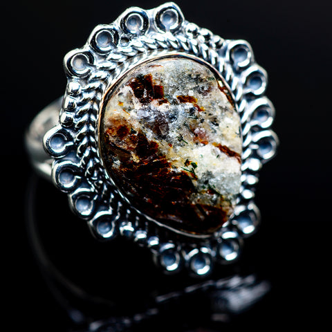 Astrophyllite Rings handcrafted by Ana Silver Co - RING988126