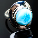 Larimar Rings handcrafted by Ana Silver Co - RING992840