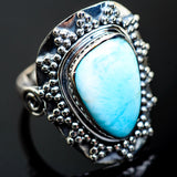 Larimar Rings handcrafted by Ana Silver Co - RING996894