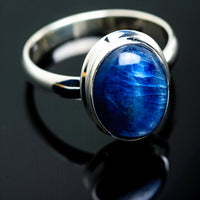 Kyanite Rings handcrafted by Ana Silver Co - RING998435