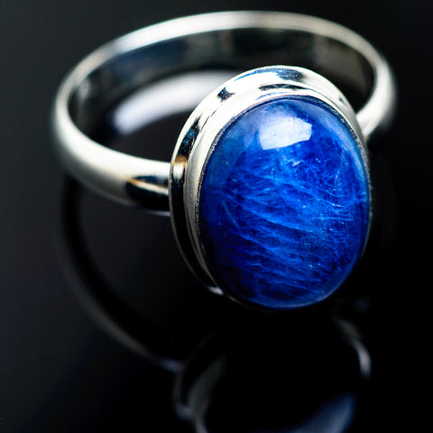 Kyanite Rings handcrafted by Ana Silver Co - RING998740