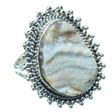 Desert Druzy Rings handcrafted by Ana Silver Co - RING14478