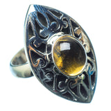 Citrine Rings handcrafted by Ana Silver Co - RING21171