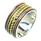 Meditation Spinner Rings handcrafted by Ana Silver Co - RING23790