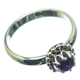 Amethyst Rings handcrafted by Ana Silver Co - RING24549