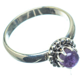 Amethyst Rings handcrafted by Ana Silver Co - RING25216