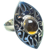 Citrine Rings handcrafted by Ana Silver Co - RING25888