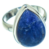 Sodalite Rings handcrafted by Ana Silver Co - RING37067