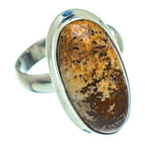 Picture Jasper Rings handcrafted by Ana Silver Co - RING37723