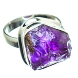 Amethyst Rings handcrafted by Ana Silver Co - RING39709