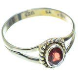 Garnet Rings handcrafted by Ana Silver Co - RING51396