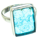 Apatite Rings handcrafted by Ana Silver Co - RING52657