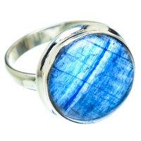 Kyanite Rings handcrafted by Ana Silver Co - RING53551