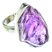 Amethyst Rings handcrafted by Ana Silver Co - RING53617