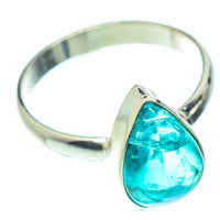 Apatite Rings handcrafted by Ana Silver Co - RING54833