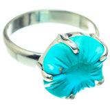 Arizona Turquoise Rings handcrafted by Ana Silver Co - RING54992