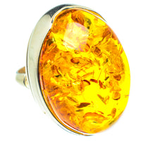 Baltic Amber Rings handcrafted by Ana Silver Co - RING58246