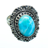 Larimar Rings handcrafted by Ana Silver Co - RING991376
