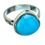 Larimar Rings handcrafted by Ana Silver Co - RING992856