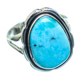 Larimar Rings handcrafted by Ana Silver Co - RING996032