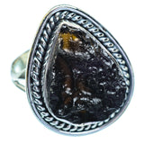 Tektite Rings handcrafted by Ana Silver Co - RING999479