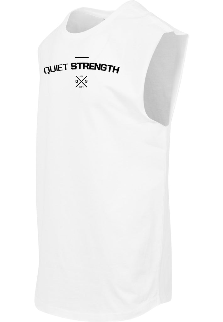 Single jersey logo graphique. - QUIET STRENGTH