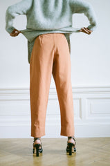 Canvas Fielding Pant Clay