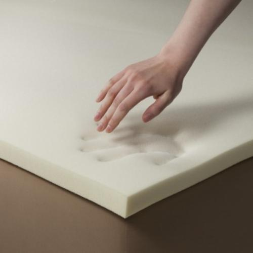 6cm (2 x 3cm) Memory Foam Mattress Toppers and Covers