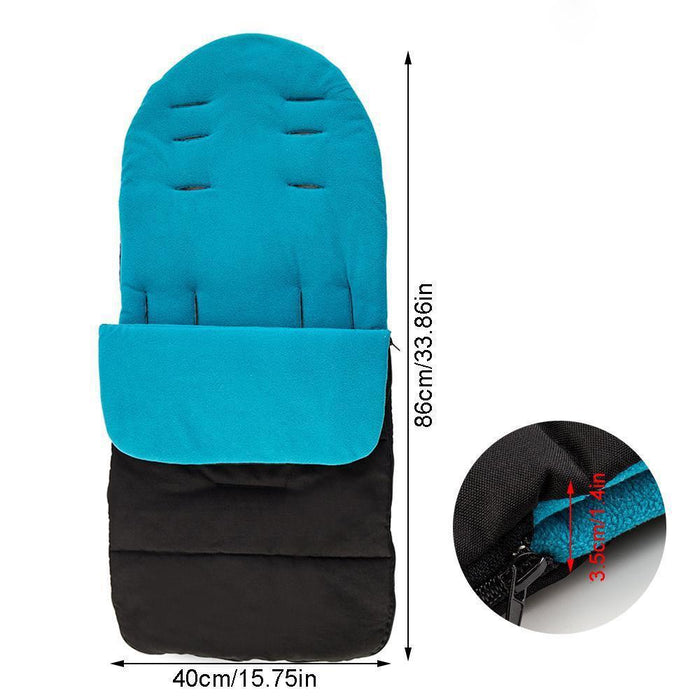 Baby & Toddler Buggy Stroller Sleeping Bag Windproof & Warm