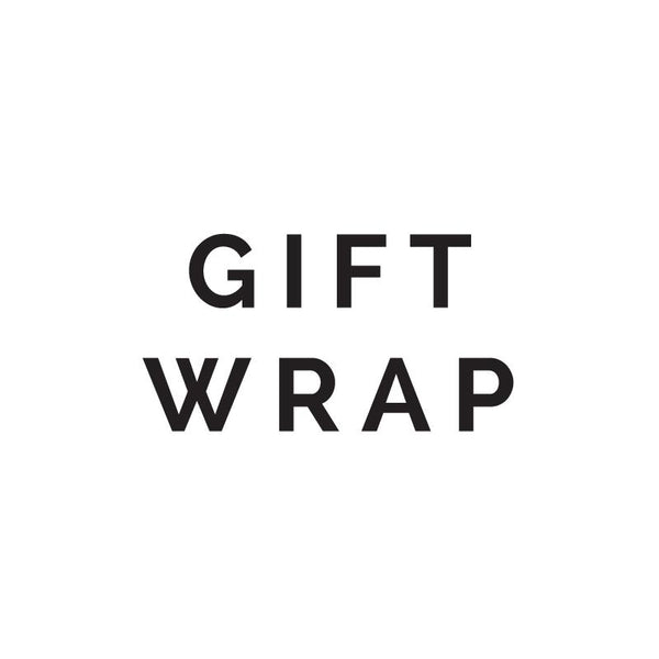 Gift Wrapping & Personalised Message