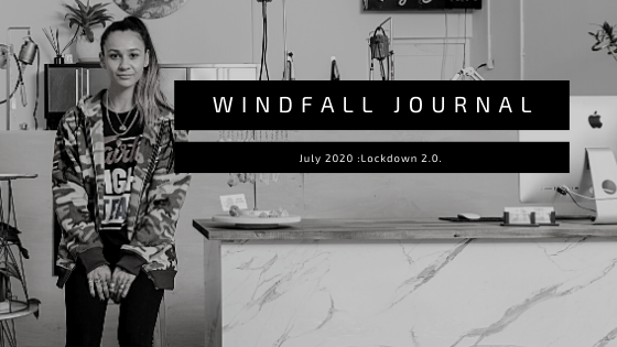 Windfall Journal - Lockdown 2.0