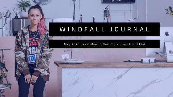 Windfall Journal - Toi Et Moi Engagement Rings