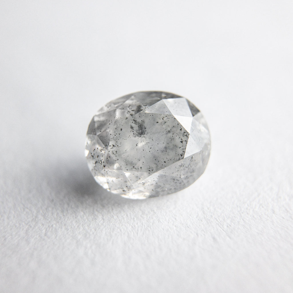 1.31ct 6.99x5.96x4.55mm Oval Brilliant 18027-05
