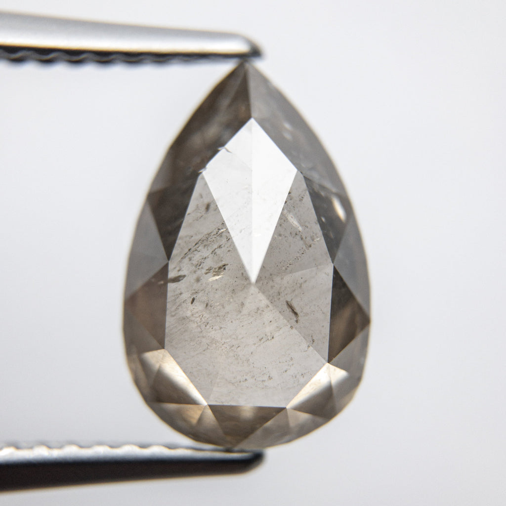 3.20ct 12.26x7.89x4.37mm Pear Double Cut 18088-03