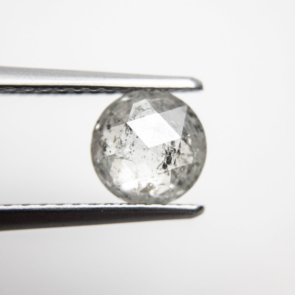 1.08ct 6.59x6.56x3.24mm Round Double Cut 18094-36