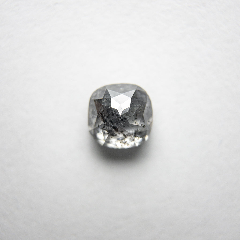 0.87ct 5.17x5.11x3.28mm Cushion Rosecut 18134-52