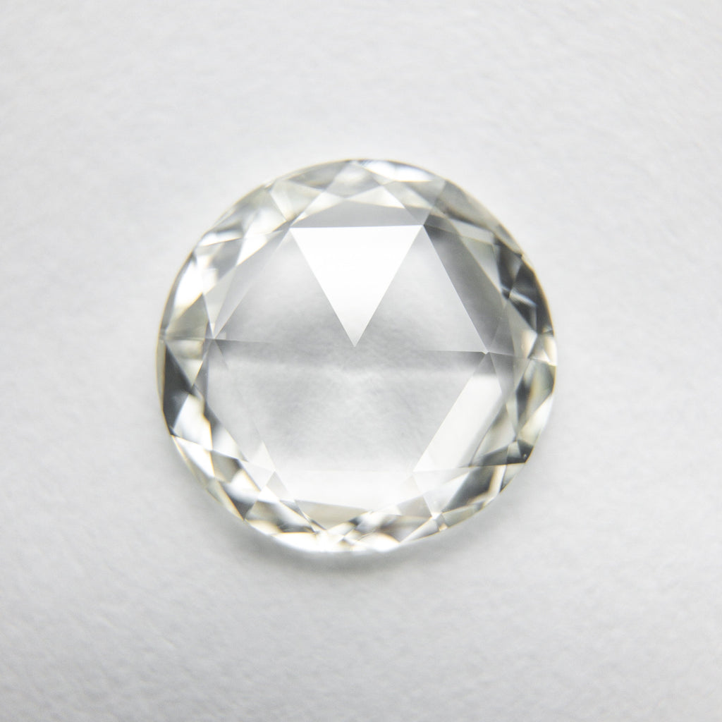1.44ct 8.96x8.79x2.01mm Round Rosecut 18154-01