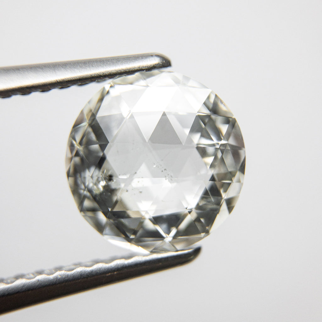1.56ct 8.61x8.48x2.71mm Round Double Cut 18161-01