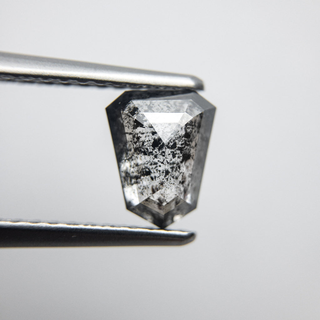 0.97ct 7.09x5.70x2.88mm Shield Rosecut 18166-20