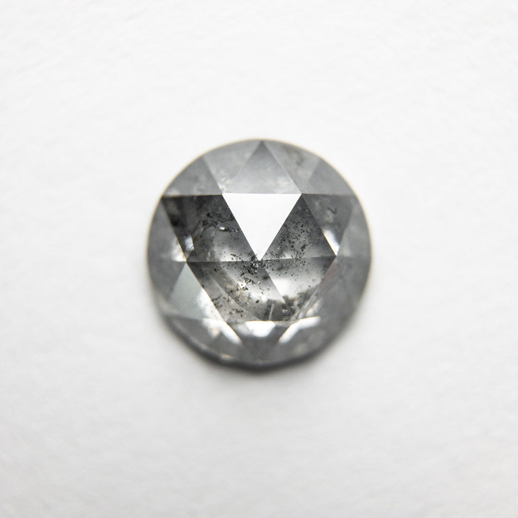 1.27ct 7.34x7.31x2.94mm Round Rosecut 18194-04