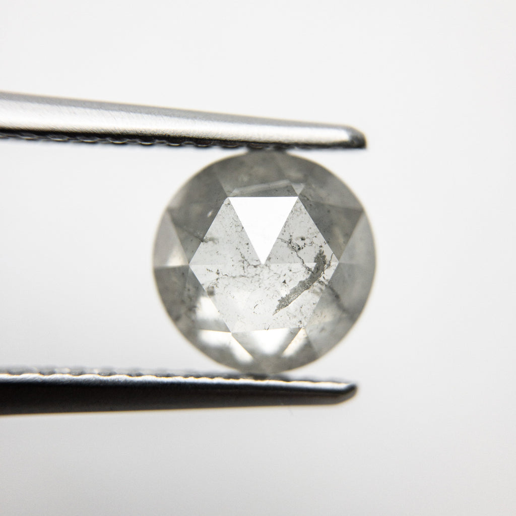 1.36ct 7.24x7.19x3.21mm Round Rosecut 18194-15
