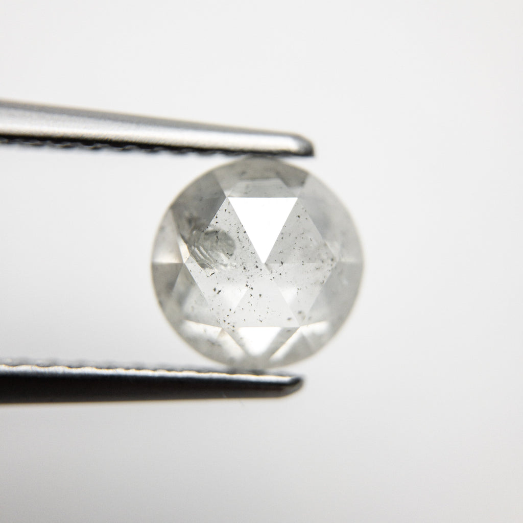 1.27ct 6.88x6.83x3.29mm Round Rosecut 18194-19
