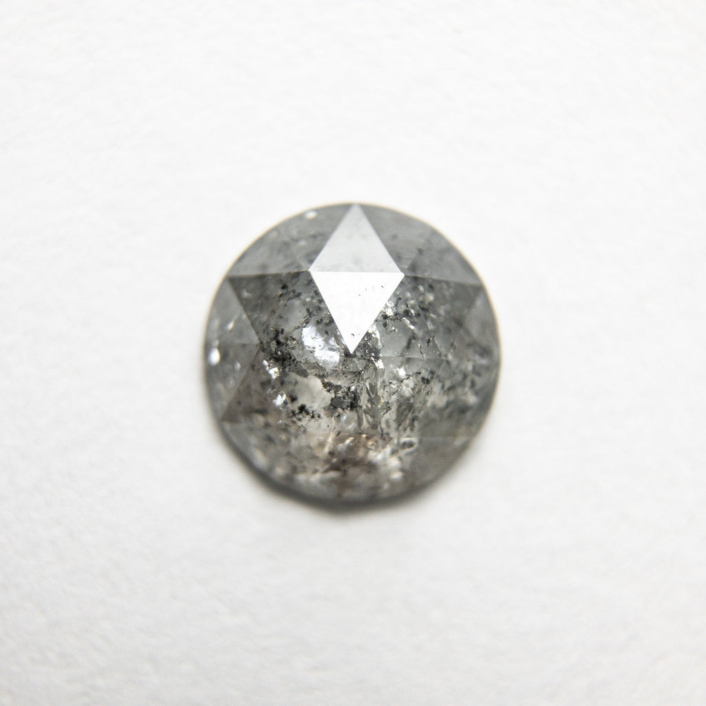 0.86ct 6.91x6.89x2.25mm Round Rosecut 18194-37