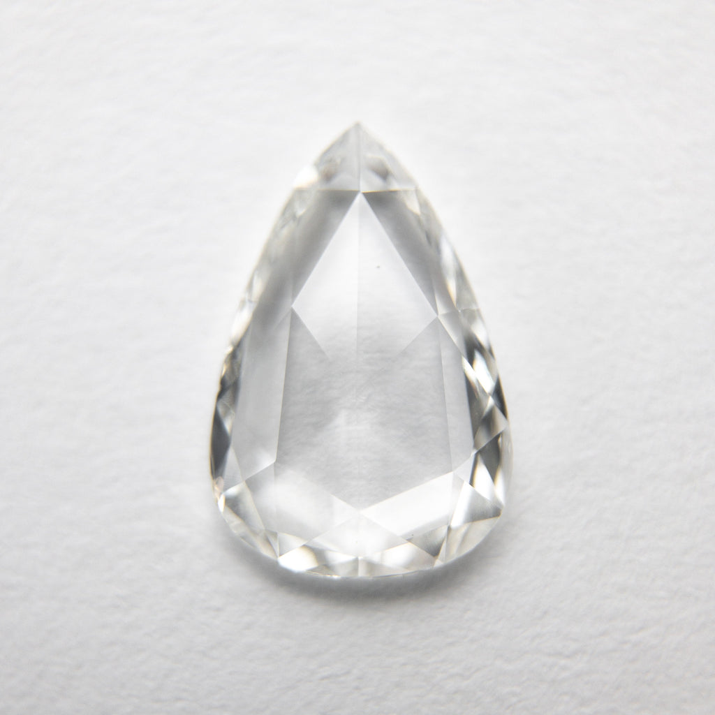 1.07ct 10.26x6.76x1.74mm VS1 G Pear Rosecut 18218-15