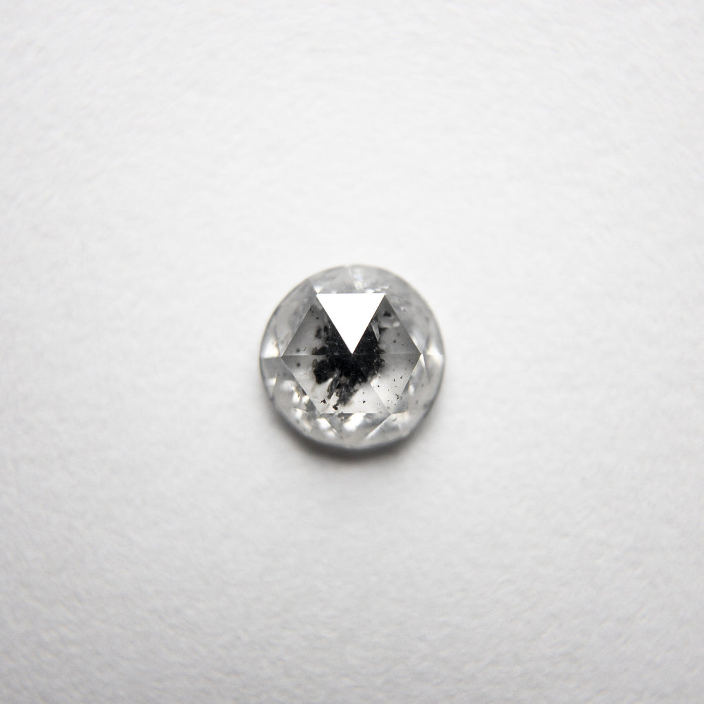 0.46ct 4.99x4.96x2.20mm Round Rosecut 18227-01