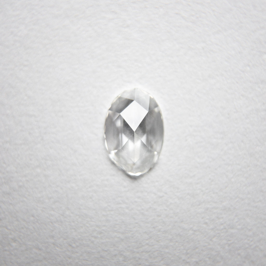 0.27ct 6.00x4.18x1.54mm Oval Rosecut 18238-05